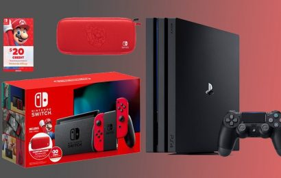Daily Deals: KFC Firelogs, New Nintendo Switch Bundle and Tons of Toy Sales