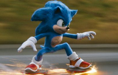 Let's Put The Movie Sonic In The Games
