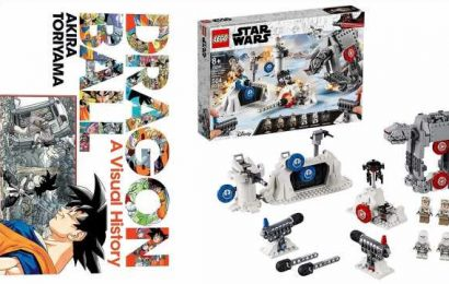 Holiday Deals: Save on Star Wars LEGO, Samsung Galaxy S10, Starbucks Gift Cards, Games and More