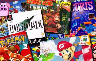 Top 100 Video Games of All Time: Expert's Choice