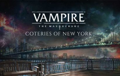 Vampire: The Masquerade – Coteries Of New York Is Out Today