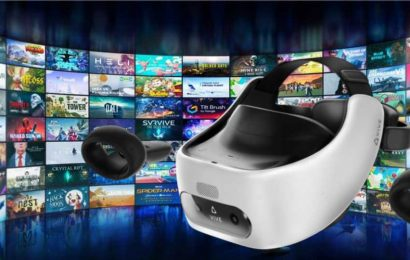 HTC Launches Viveport PC Streaming for Vive Focus Plus – Road to VR