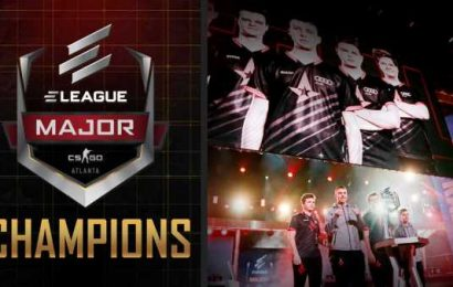 Astralis are the ELEAGUE Major champions