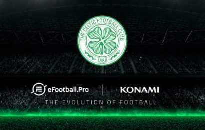 Celtic F.C. joins eFootball.Pro as a founding club