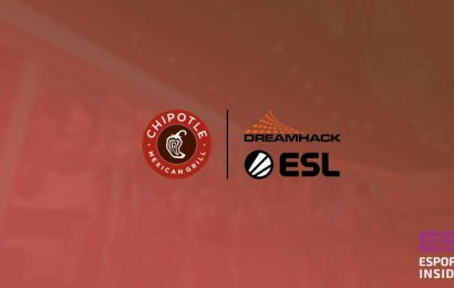 Chipotle teams with ESL and DreamHack for Challenger Series