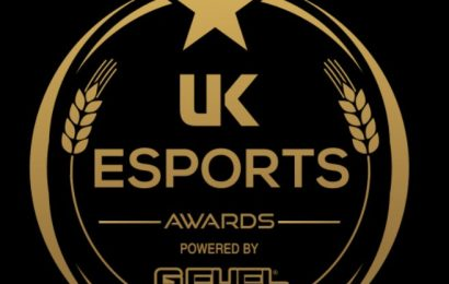 AOC join as sponsor for the UK Esports Awards