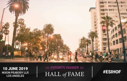 Secure your place at the ESI Hall of Fame 2019 in Los Angeles