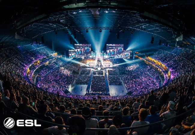 BBC Three to broadcast ESL One Birmingham finals
