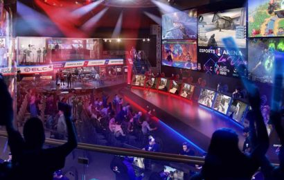 Twin Galaxies Fight Club to debut at the Esports Arena Las Vegas