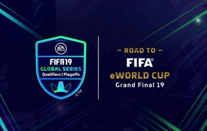 Gfinity expands partnership with EA SPORTS for FIFA 19 Global Series