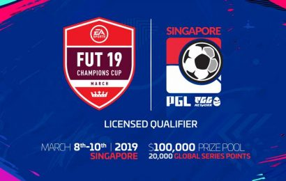 PGL & eGG Network announce $100,000 in prize pool for upcoming FIFA 19 event