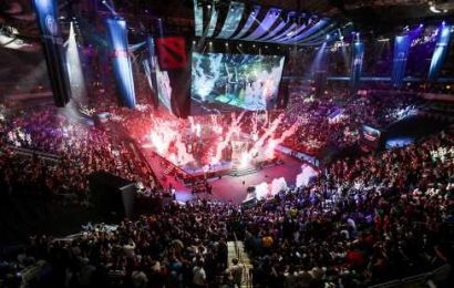 The International 8 has the biggest prize pool in esports