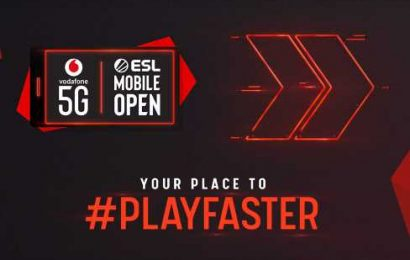 ESL launches 5G mobile tournament with Vodafone