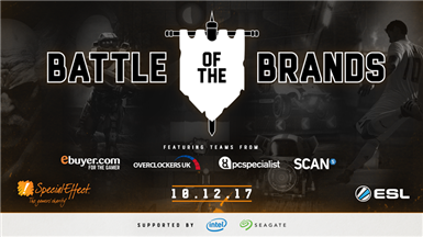 Four tech companies to raise money for SpecialEffect in ESL UK's Battle of the Brands