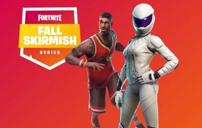 Epic reveal details for $10m Fortnite Fall Skirmish