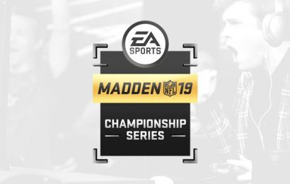 NFL and EA to launch Madden NFL 19 Championship Series – Esports Insider