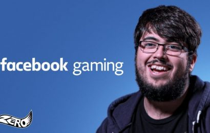 ZeRo enters exclusive streaming deal with Facebook Gaming