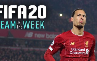 A new FIFA 20 Team of the Week is coming today, with some big player upgrades