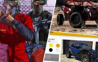 The new GTA Online update confirms GTA$ money bonus and new Nagasaki Outlaw car