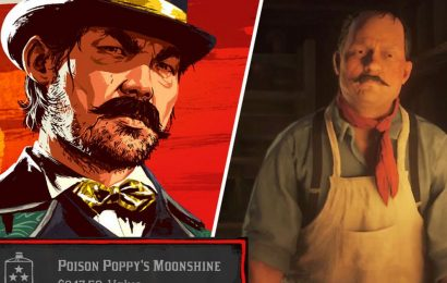 Red Dead Online Poison Poppy's Moonshine: How to make the RDR2 Recipe?