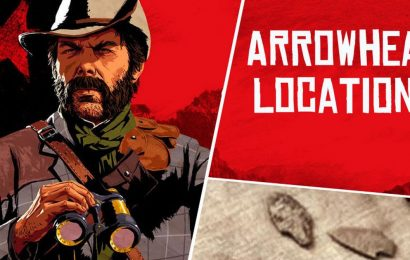 Read Dead Online Arrowhead Locations: All Madam Nazar Arrowhead collectibles