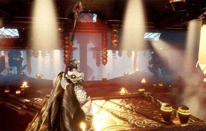 Trailer for PS5 launch title Godfall leaks – watch new gameplay footage here