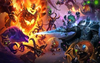 Hearthstone Patch Notes: Galakrond's Awakening update expands Battlegrounds Mode