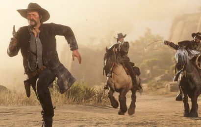 Red Dead Online Patch Notes: PS4 PS Plus bonus, XP boosts and gold bar discount