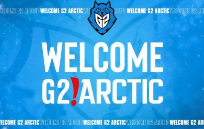 G2 Esports Forms League Of Legends Academy Team Called G2 Arctic