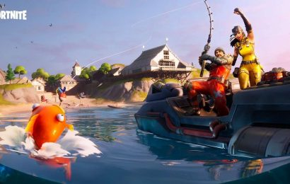 Fortnite No Fishing Sign Locations Map: Where To Fish Items For Challenge