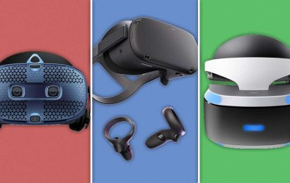 Best VR Deals: Headsets For Half-Life: Alyx, Oculus Quest Back-Orders