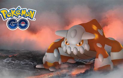 Pokemon Go Legendary Heatran Returns This Week