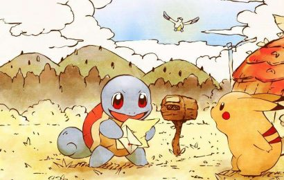Pokemon Mystery Dungeon: Rescue Team DX Heading To Switch This Spring