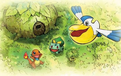 New Pokemon Mystery Dungeon: Rescue Team DX Pre-Orders, Demo Available Now For Nintendo Switch