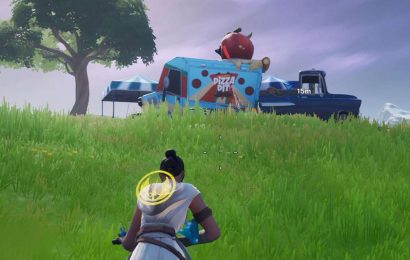 Fortnite Food Truck Locations: Where To Visit Food Trucks Guide