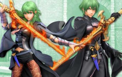 Super Smash Bros. Ultimate Adds Byleth, Plus New Mii Fighters Revealed And Future Detailed