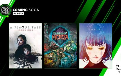 Xbox Game Pass For PC Is Adding Three More Acclaimed Games