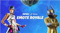 Fortnite Partners With TikTok For An Emote Contest