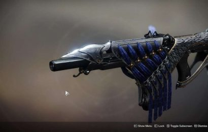 Destiny 2 Bastion Corridors Of Time Quest Guide: How To Get The Exotic Fusion Rifle