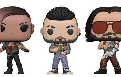 Cyberpunk 2077 Funko Pops Are Available For Pre-Order