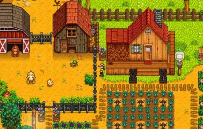 Critically Acclaimed Farming Sim Stardew Valley Hits Impressive Milestone