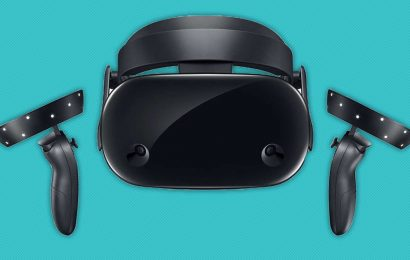 This Awesome VR Headset Is Less Than $300 Right Now