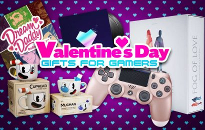 Best Valentine's Day Gifts For Gamers 2020