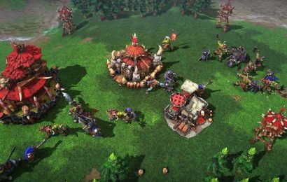Blizzard Owns All Rights To Player-Made Custom Games In Warcraft 3: Reforged