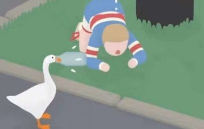 Annoy Yourself With This Untitled Goose Game Virtual Desktop Assistant