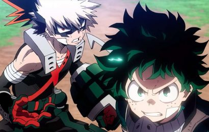 My Hero Academia: Heroes Rising Tickets Now On Sale (US, Canada, UK)