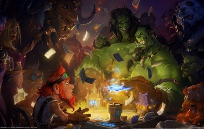 Blizzard Developers Once Prototyped A VR Version Of Hearthstone