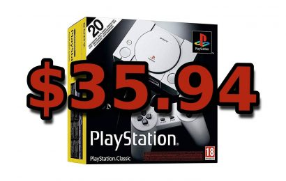 The PlayStation Classic Is Cheaper Than A Lot Of PSOne Games Now
