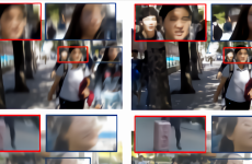 Researchers use AI to deblur human faces in photos