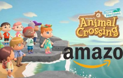 Get Ready: You Can Preorder The New Animal Crossing On Amazon Right Now